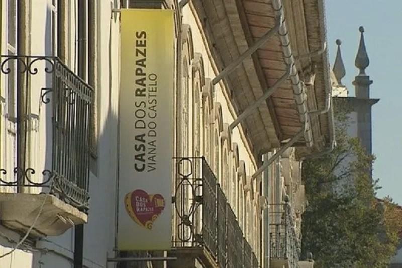 PJ detém jovem de 17 anos suspeito de fogo-posto em instituição de acolhimento de crianças de Viana do Castelo