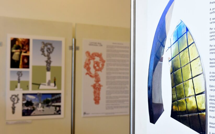 Braga. Propostas para monumento a D. Diogo de Sousa patentes na Fonte do Ídolo( até 5 DEZ)
