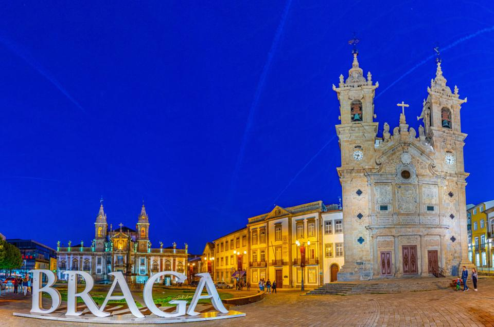 Revista Forbes elege Braga com um dos 20 melhores locais da Europa para americanos viverem
