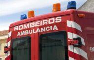 Mulher baleada pelo marido em Braga