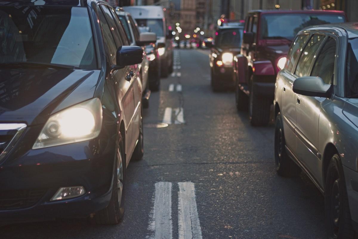 Poluição automóvel durante confinamento cai 60% em Guimarães