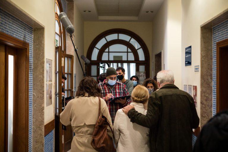 Arcos de Valdevez é palco principal da série 'Chegar a Casa' da RTP
