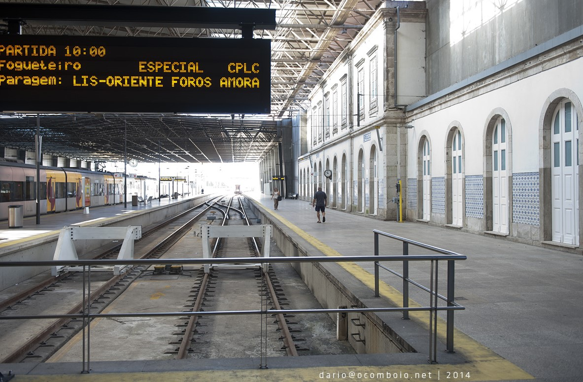 CP reduz comboios de longo curso nos próximos dois fins-de-semana