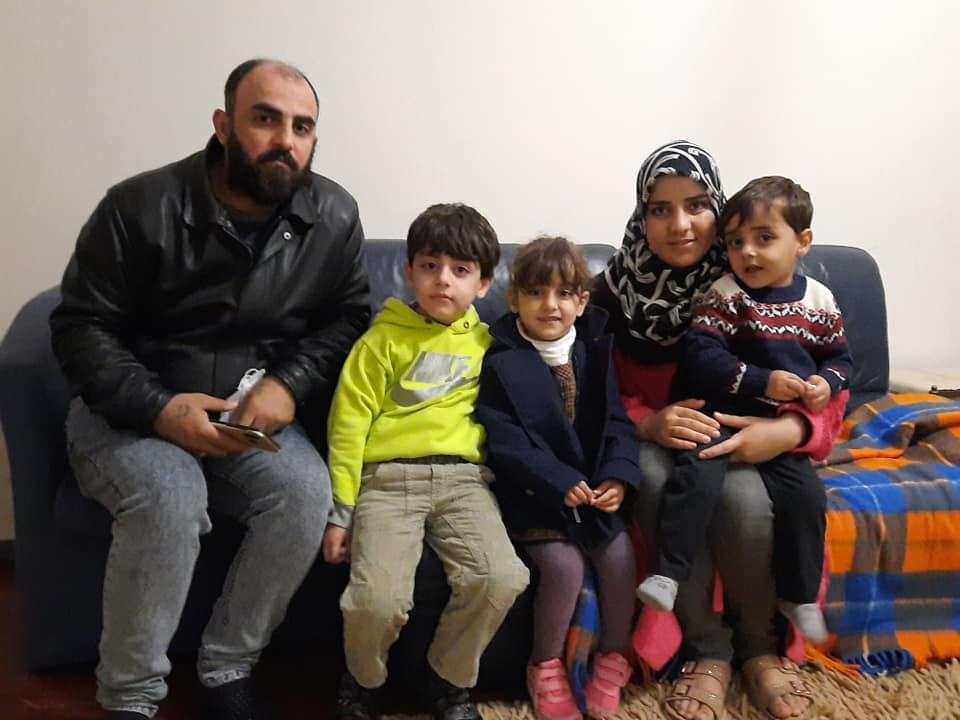 Colégio de Braga acolhe mais uma família de refugiados
