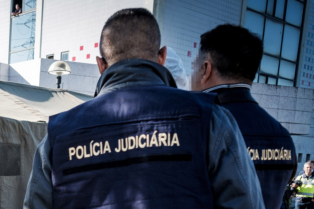 PJ investiga ossadas encontradas em terreno de Viana do Castelo