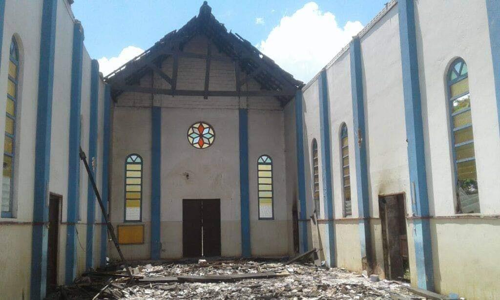 Missão católica apoiada por missionários de Braga destruída pelo Daesh em Moçambique.