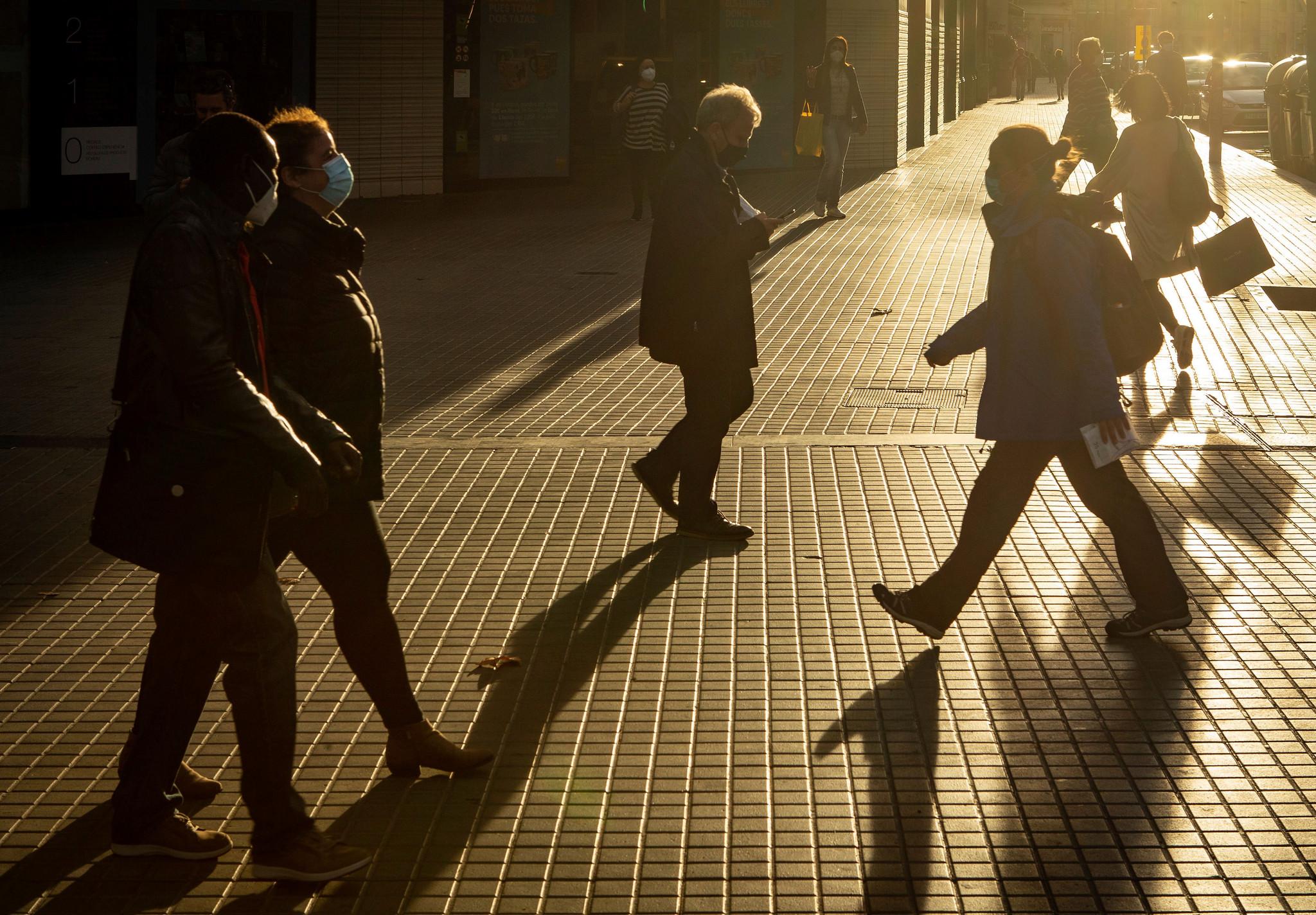 Distrito de Braga regista taxa de incidência de 28%, mas em abrandamento face a Abril
