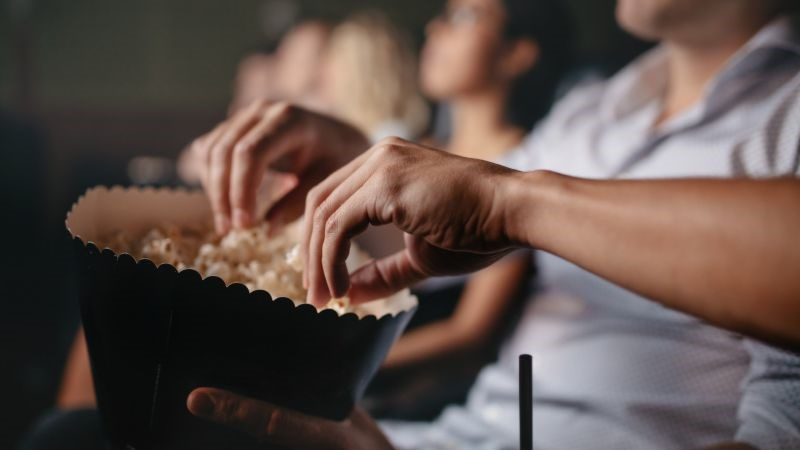 DGS proíbe pipocas e bebidas nos cinemas