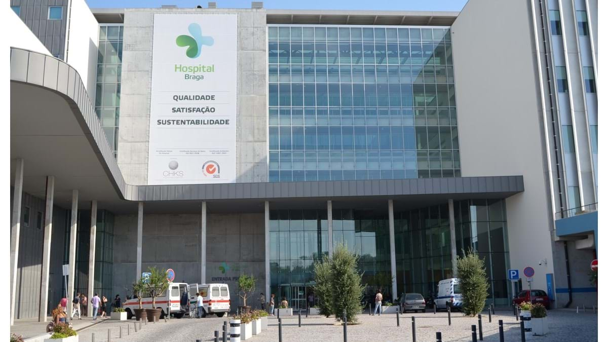 Hospital de Braga mantém níveis de acompanhamento ao HIV/Sida