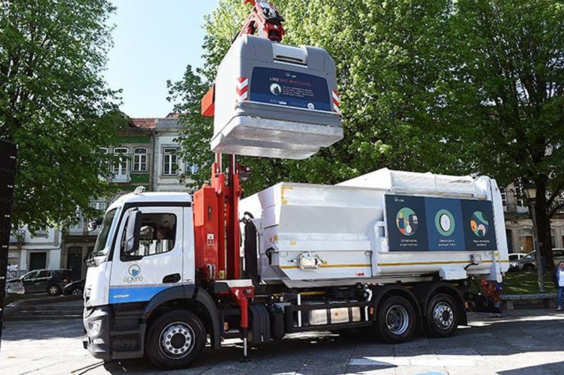 Tarifas de água, resíduos e saneamento mantêm-se em 2021 em Braga. Só sobe a TGR por imposição do Governo