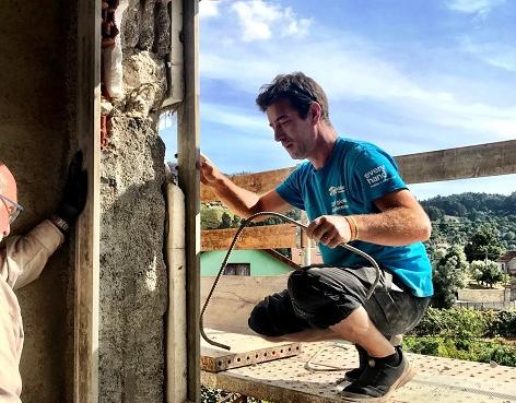 "Altino Bessa (CDS-PP) destaca ""perseverança"" da Habitat for Humanity no combate à pobreza habitacional em Braga"