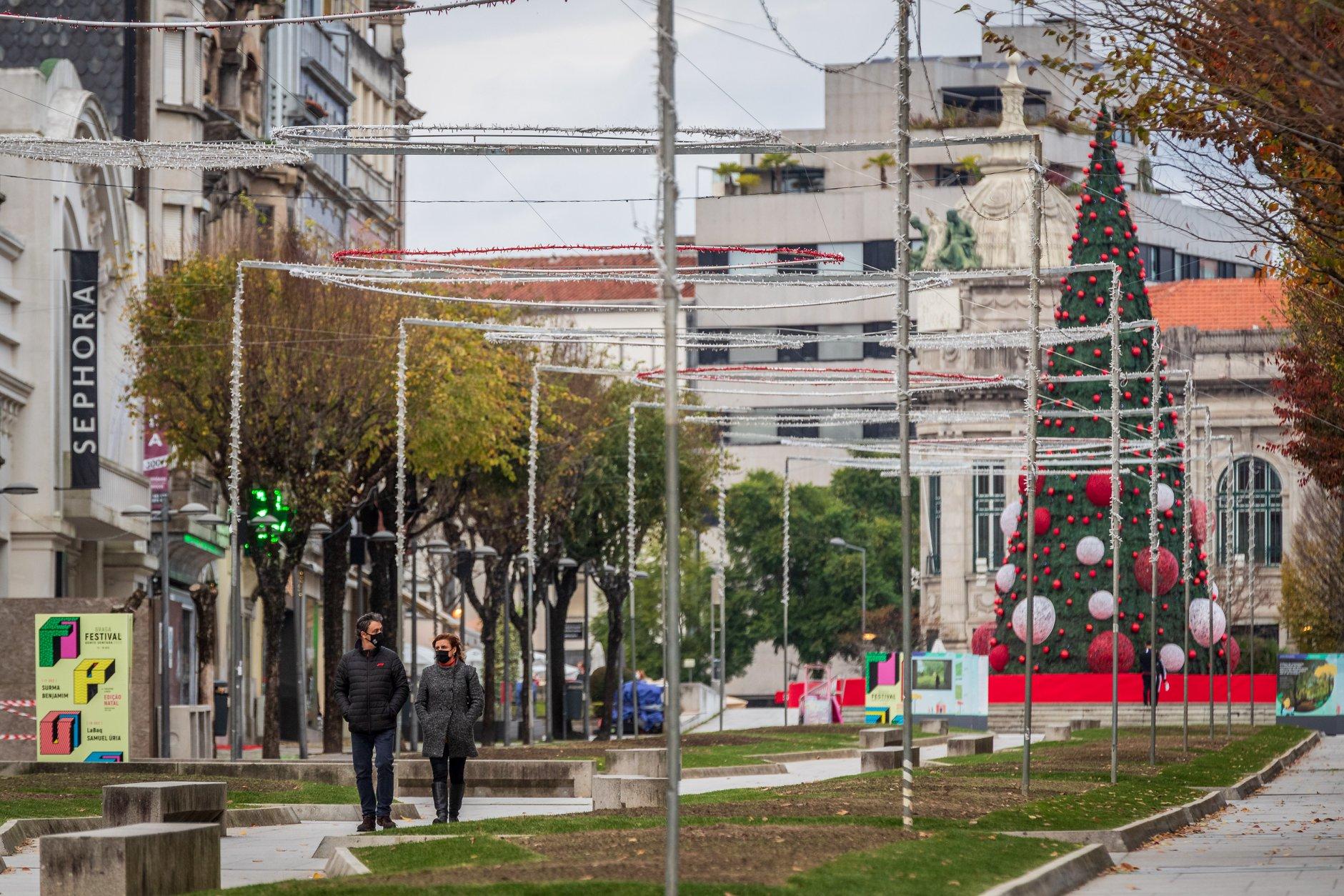 Braga com menos quase 600 casos activos numa semana. Concelho soma 107 mortos