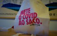 Braga leva às escolas 'Mete o Covid ao saco'