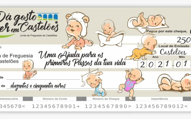 Junta de Famalicão combate envelhecimento com subsídio de 250 euros por cada bebé