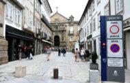 Revalidação dos acessos à área pedonal para o ano 2021 de Braga em curso