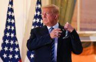 Trump admite publicamente recandidatar-se em 2024