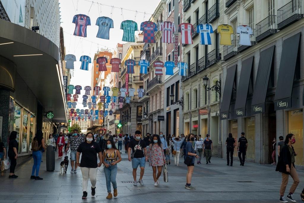 Espanha vai registar todas as pessoas que recusem tomar a vacina contra a covid-19