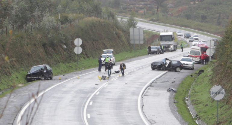 Jovem morre em acidente em Monção