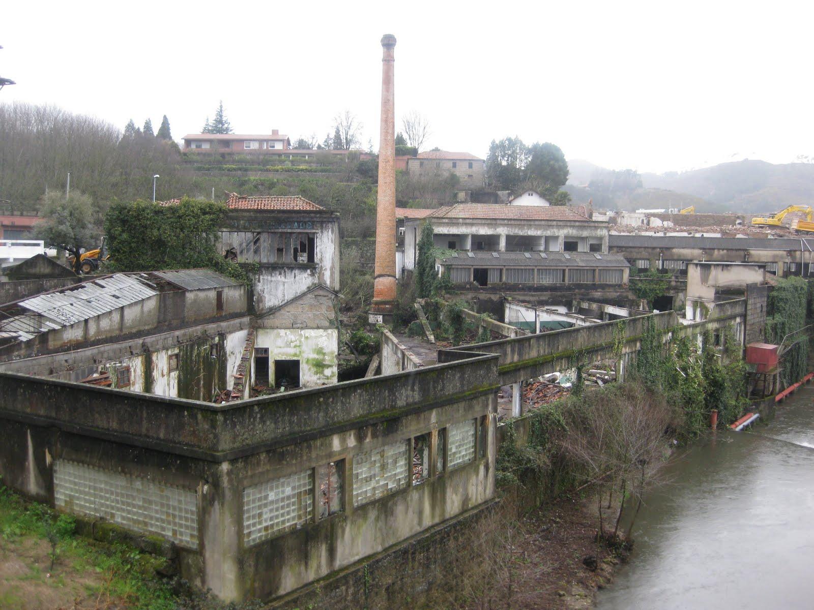 BE defende linha de financiamento para estudo sobre património industrial do Vale do Ave