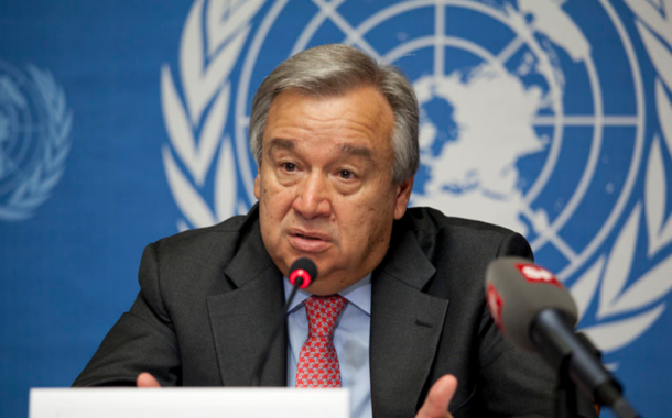 Guterres pede a todos os líderes mundiais que declarem estado de emergência climática