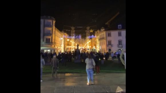 Ajuntamentos levam Viana do Castelo a suspender espectáculos multimédia