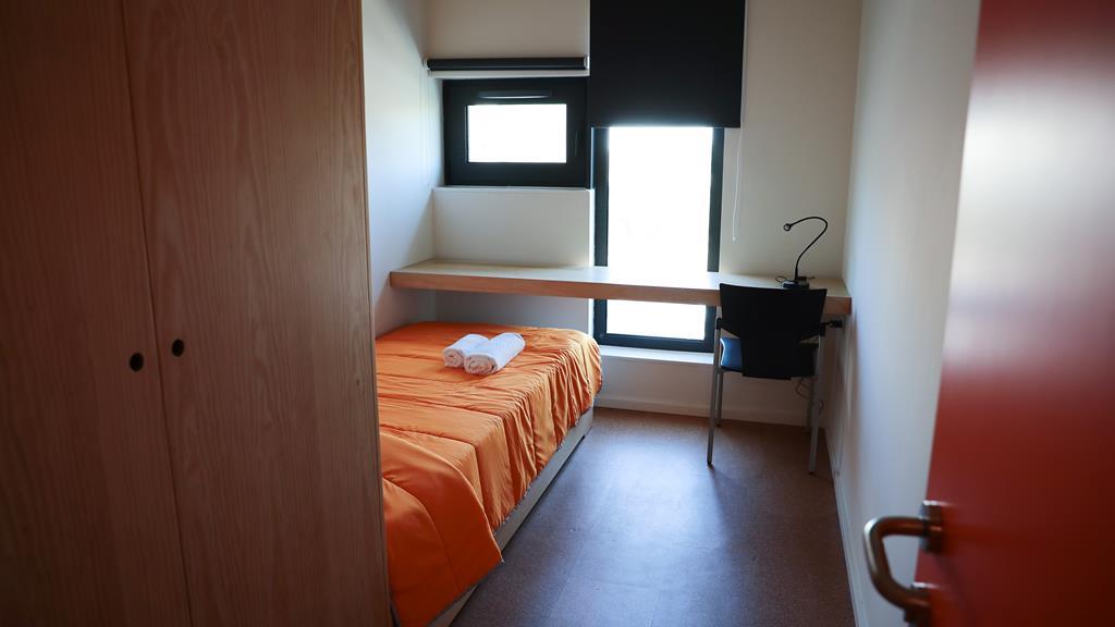Nova residência da UMinho de Santa Tecla, em Braga, com três pisos e 170 quartos