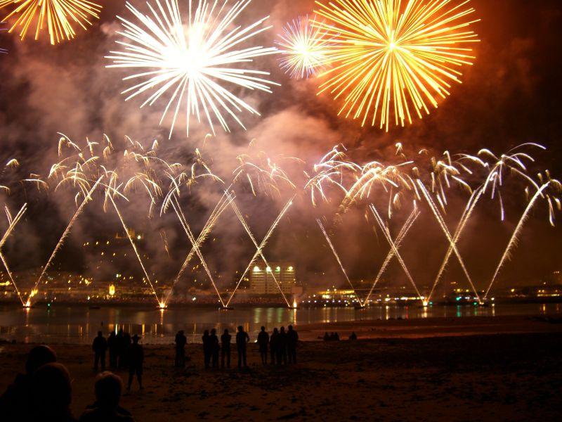 Mais de 1,5 milhões de euros de fogo de artifício cancelado no Alto Minho desde Novembro