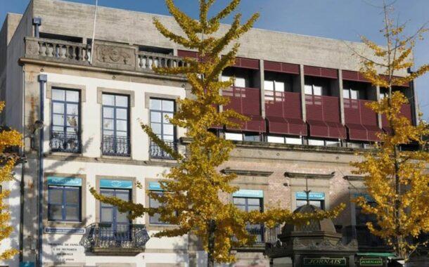 Edifício do Palácio da Justiça Braga ampliado para receber os do Trabalho e de Família e Menores. Projecto aprovado