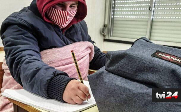 Frio. DGS envia esclarecimento às escolas sobre ventilação e arejamento nas escolas