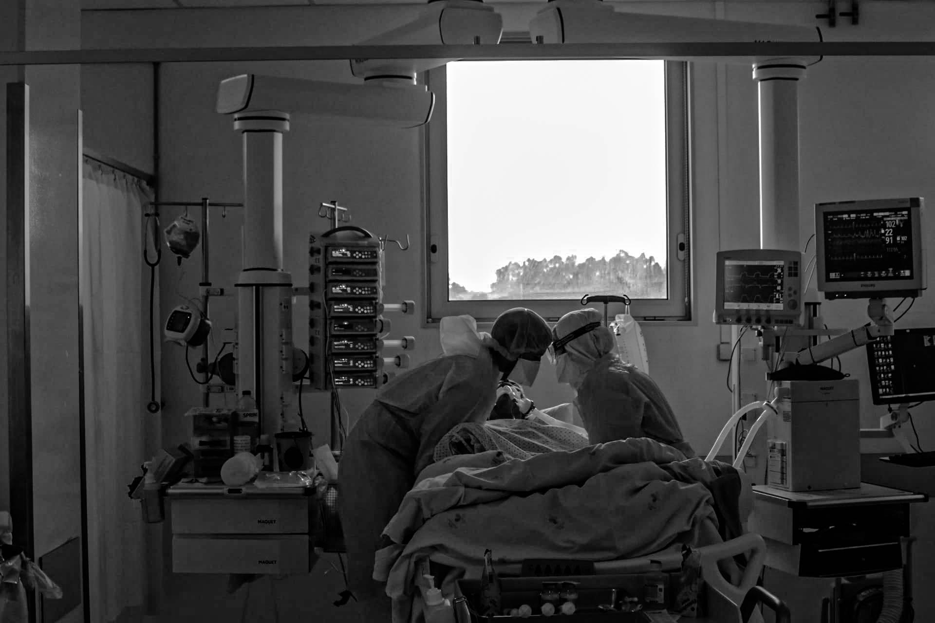 """Hospital de Braga com quase 150 doentes covid-19 internados tem taxa de ocupação """"no limite"""""""