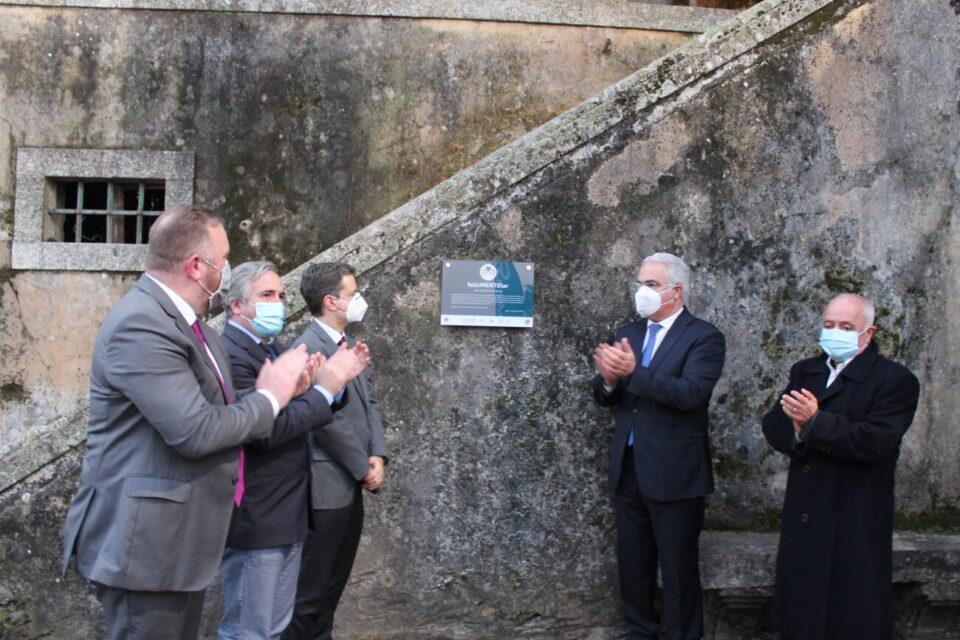 Lançada a 1.ª pedra da nova valência do CSVH 'Felizmente Lar' em Braga