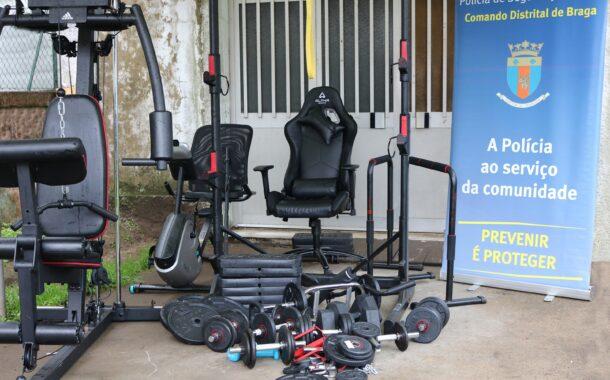 Três detidos em megaoperação de combate ao crime de tráfico de droga em Braga e um apartamento apreendido