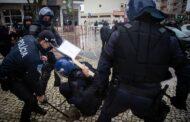 Presidenciais. Comício de Ventura termina com carga policial