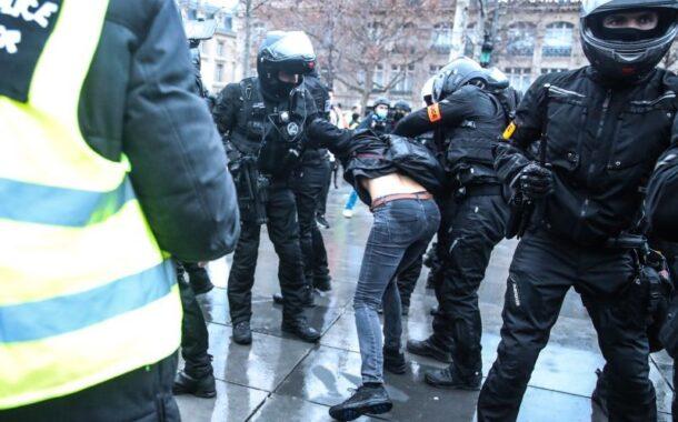 Vários detidos durante protestos em França contra a Lei de Segurança Global