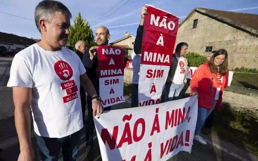 Em novo protesto contra o lítio em Montalegre, votaram doze pessoas