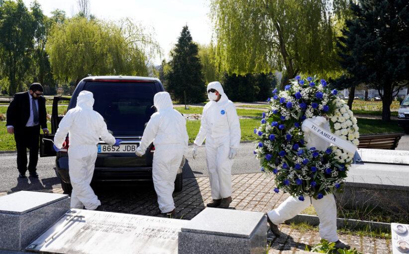 Uma em cada três mortes por covid-19 aconteceu em Janeiro