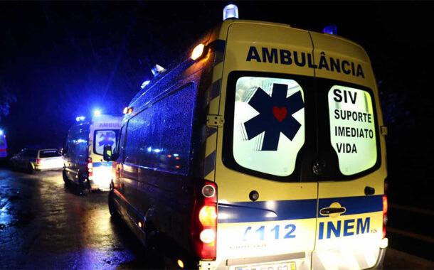 Homem estado grave após ter sido esfaqueado pela companheira em Cerveira