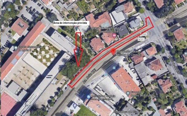 Condicionamento ao trânsito em Braga esta quarta-feira