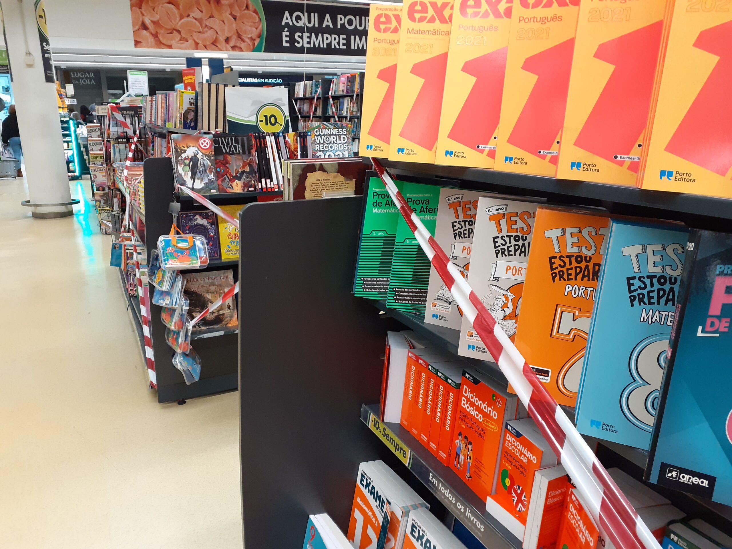 """Marcelo """"proibiu o Governo de proibir"""" venda de livros"""