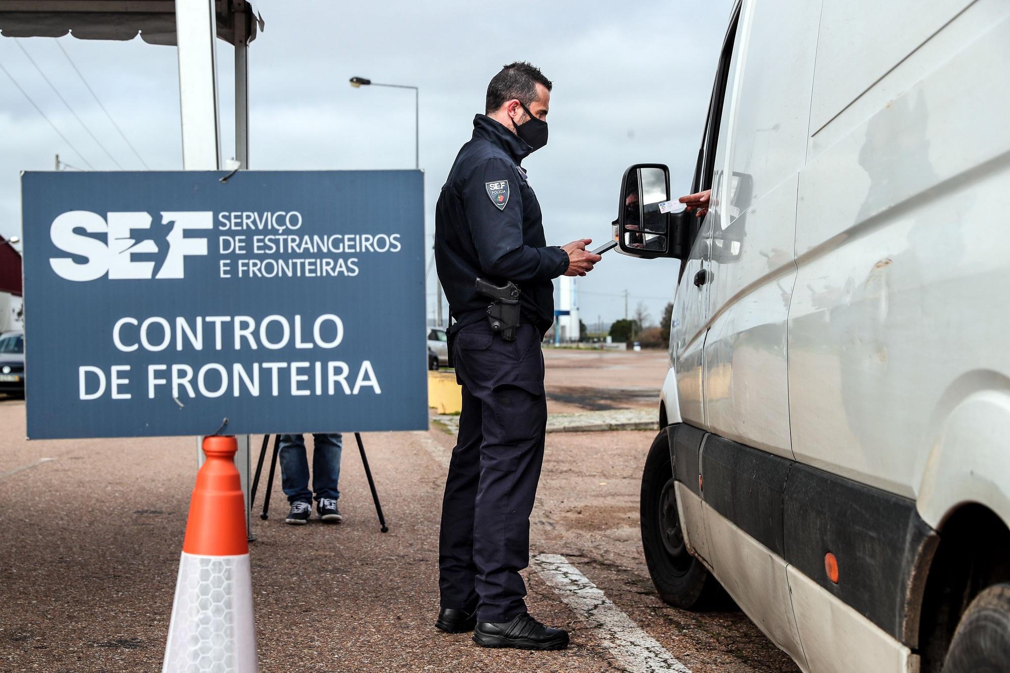 SEF detecta cidadãos procurados pela justiça nas fronteiras do Alto Minho