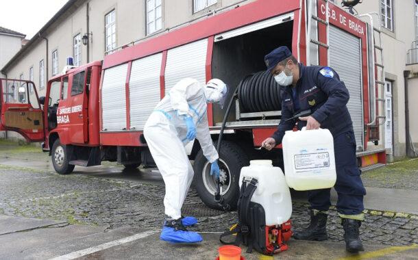 Sindicato dos Bombeiros põe Câmara de Braga em tribunal por dívidas aos 'Sapadores'. Em causa o trabalho extra