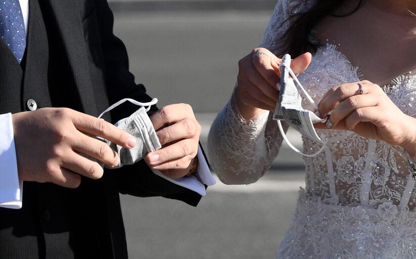 Sector dos casamentos quer retomar actividade em Abril mas com convidados testados à covid-19