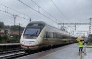 """Eixo considera """"boa notícia"""" conclusão da electrificação da linha Porto-Vigo"""