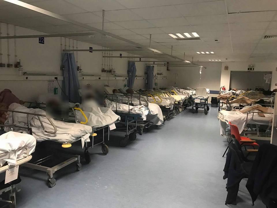 Hospital de Viana do Castelo espera no final de Fevereiro retomar actividade normal