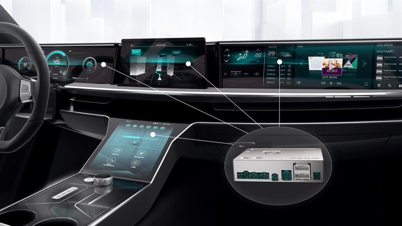 Bosch Bosch Car Multimedia de Braga prevê arranque de carros autónomos em Portugal em 2025
