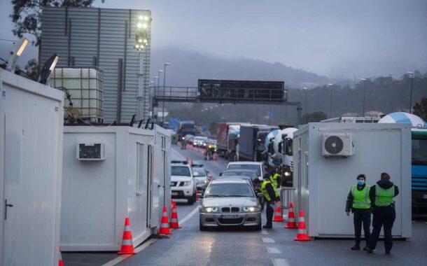 Fecho de fronteiras em 2020 causa mais de 92 milhões de euros de prejuízos no Alto Minho/Galiza