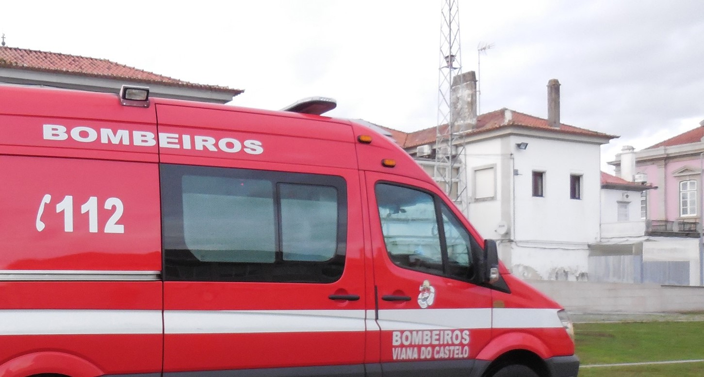 Rapaz de 11 anos em estado grave após explosão em Viana do Castelo
