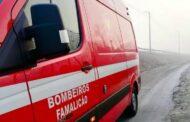 Casal e bebé de um ano feridos em colisão com autocarro em Famalicão