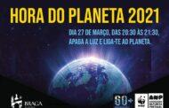 Braga associa-se à Hora do Planeta no próximo sábado