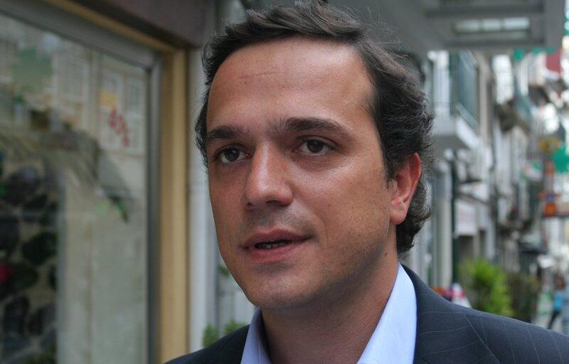 Hugo Pires quer unir socialistas em torna da sua candidatura à Câmara de Braga (actualização)
